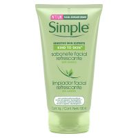 Sabonete Facial Líquido Simple Refrescante 150ml | 3 unidades - Cod. C15340
