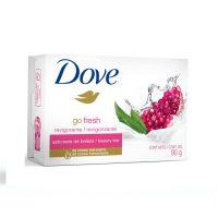 Sabonete em Barra Dove Go Fresh Romã e Verbena 90g | 6 unidades - Cod. C15368