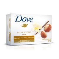 Sabonete em Barra Dove Delicious Care Karité 90g | 6 unidades - Cod. C15373