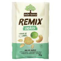 Remix Mãe Terra Grão de Bico + Ervilha 20g | 9 unidades - Cod. C15379