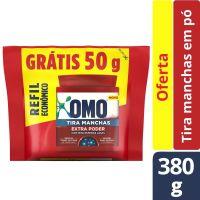 Oferta Tira Manchas Omo Extra Poder Roupas Coloridas Bag 380g | 28 unidades - Cod. C15422