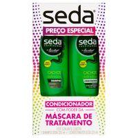 Oferta Seda Cachos Definidos Shampoo 325ml + Condicionador 325ml - Cod. C15431