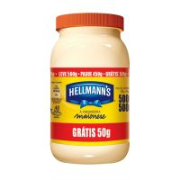 Oferta Maionese Hellmann's Tradicional 500g | 12 unidades - Cod. C15447