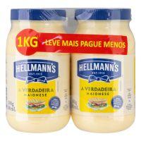Oferta Maionese Hellmanns 500g - Cod. C15450