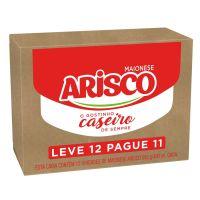 Oferta Maionese Arisco Tradicional 500g | 12 unidades - Cod. C15452
