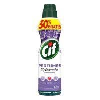 Oferta Limpador uso Geral Cif Perfumes Relaxante 30% Grátis 450mL | 3 unidades - Cod. C15454