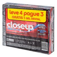 Oferta Creme Dental Close Up Red Hot 90g - Cod. C15492