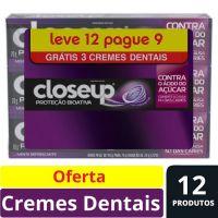 Oferta Creme Dental Close Up Proteção Bioativa  70g | 6 unidades - Cod. C15496