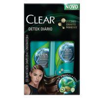 Oferta Clear Detox Shampoo 200ml + Condicionador 200ml - Cod. C15501