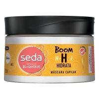 Máscara Capilar Seda Boom Hidrata 300g | 3 unidades - Cod. C15531