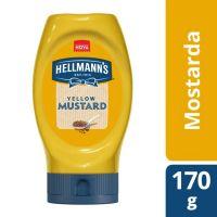 Mostarda Hellmann's Squeeze 170g | 3 unidades - Cod. C15533