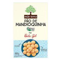 Mistura para Pão de Mandioquinha Mãe Terra Orgânico Bela Gil 300g | 5 unidades - Cod. C15563