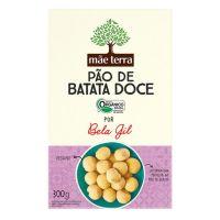 Mistura para Pão de Batata Doce Mãe Terra Orgânico 300g | 5 unidades - Cod. C15564