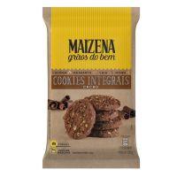 Mini Cookie Integral Maizena Grãos do Bem Cacau 120g | 8 unidades - Cod. C15584