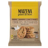Mini Cookie Integral Maizena Grãos do Bem Baunilha 30g |8 unidades - Cod. C15585