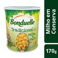 Milho em Conserva Bonduelle Tradicional 170g | 6 unidades - Cod. C15594