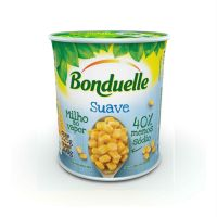 Milho em Conserva Bonduelle Suave 200g | 6 unidades - Cod. C15595