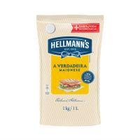 Maionese Hellmann's Tradicional 1kg | 1 unidades - Cod. C15623