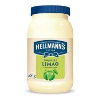 Maionese Hellmann's Limão 500g | 6 unidades - Cod. C15625