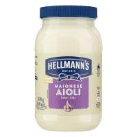 Maionese Hellmann's Aioli 500g | 3 unidades - Cod. C15631