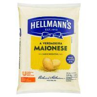 Maionese Hellmanns Bag 2,8kg | 1 unidade - Cod. C15634