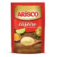Maionese Arisco Tradicional Sachê 196g | 6 unidades - Cod. C15640