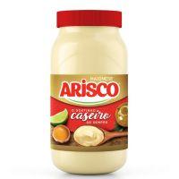 Maionese Arisco Tradicional 250g | 6 unidades - Cod. C15642