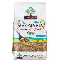 Macarrão Integral Mãe Terra Ave Maria com Linhaça Dourada 200g | 6 unidades - Cod. C15644