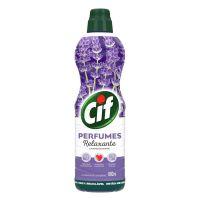 Limpador uso Geral Cif Perfumes Relaxante 900mL | 3 unidades - Cod. C15663