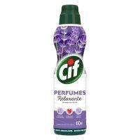 Limpador uso Geral Cif Perfumes Relaxante 450mL   3 unidades - Cod. C15664