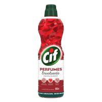 Limpador uso Geral Cif Perfumes Envolvente 900mL | 3 unidades - Cod. C15671