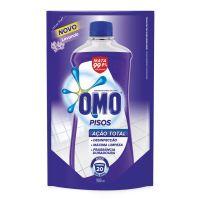 Limpador de Piso Desinfetante Omo Lavanda Refil 900ml   6 unidades - Cod. C15689