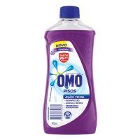 Limpador de Piso Desinfetante Omo Lavanda 900ml   6 unidades - Cod. C15690