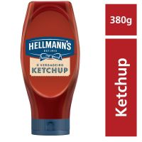 Ketchup Hellmann's Squeeze 380g | 3 unidades - Cod. C15795