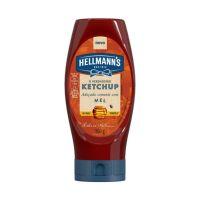 Ketchup Hellmann's Adoçado com Mel Squeeze 380g - Cod. C15798