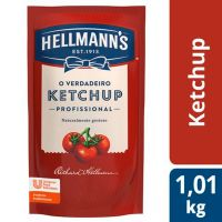 Ketchup Hellmanns Doypack 1,01kg | 1 unidade - Cod. C15801