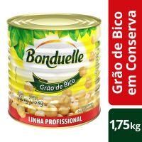 Grão de Bico em Conserva Bonduelle  1,75kg | 1 unidades - Cod. C15809
