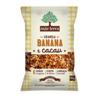 Granola Mãe Terra Bananae Cacau 250g | 7 unidades - Cod. C15822