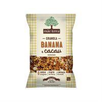 Granola Mãe Terra Bananae Cacau 1kg   6 unidades - Cod. C15823