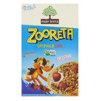 Granola Kids Mãe Terra Zooreta 250g | 5 unidades - Cod. C15824