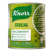 Ervilha em Conserva Knorr Tradicional 170g | 6 unidades - Cod. C15856