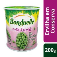Ervilha Bonduelle Ao Natural 200g | 6 unidades - Cod. C15861