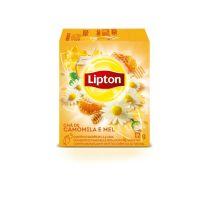 Chá Lipton Camomila e Mel 12g | 3 unidades - Cod. C16202