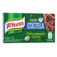 Caldo Knorr Costela 57g |10 unidades - Cod. C16212