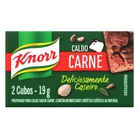 Caldo Knorr Carne 19g | 24 unidades - Cod. C16216
