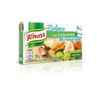 Caldo Knorr Balance Legumes 57g |10 unidades - Cod. C16218