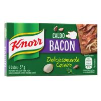 Caldo Knorr Bacon 57g |10 unidades - Cod. C16224