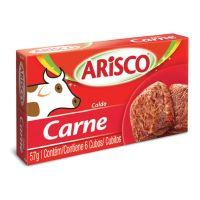Caldo Arisco Carne 57g | 10 unidades - Cod. C16229