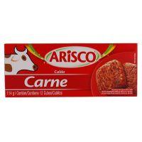 Caldo Arisco Carne 114g | 10 unidades - Cod. C16230