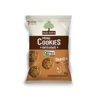 Biscoito Orgânico Mãe Terra Tribos Granola e Mel 25g | 1 unidade - Cod. C16246